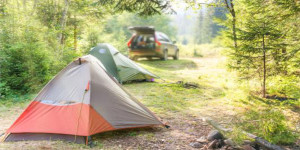 Camping in New Mexico: Campgrounds, RV Parks & Desert