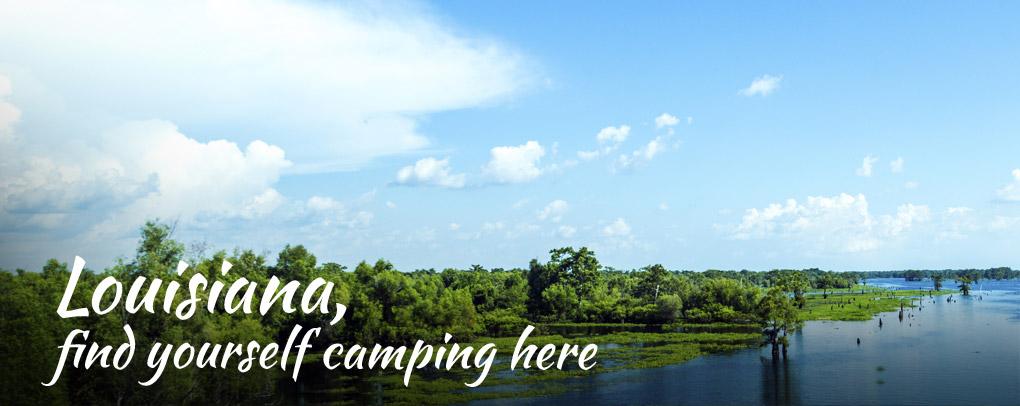 Louisiana Camping