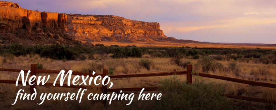 camping in new mexico campgrounds rv parks desert camping