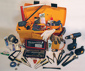 What to Put in Your RV Toolbox