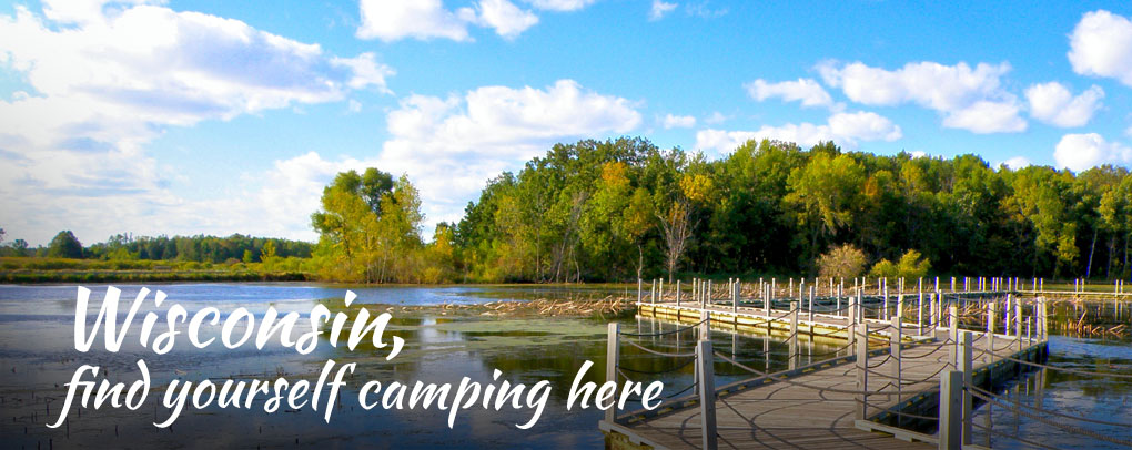 camping in wisconsin campgrounds cabins lakeside camping