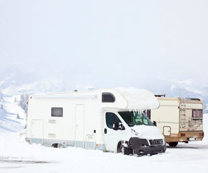 What You Need to Know to Take a Winter RV Camping Trip