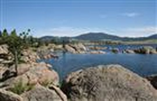 Camping at eleven mile state park co for Buy colorado fishing license