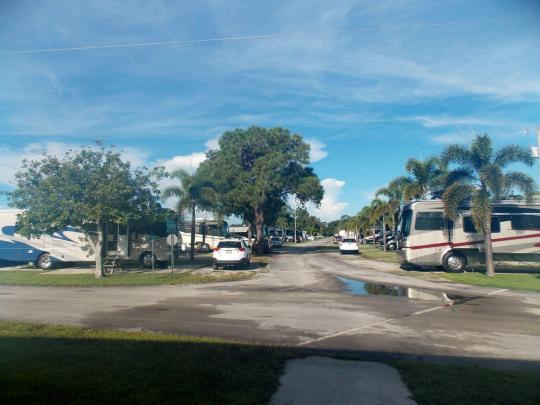 Upriver Rv Resort Fl Facility Details