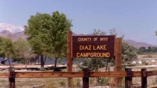 Diaz Lake Campground, CA | Facility Details