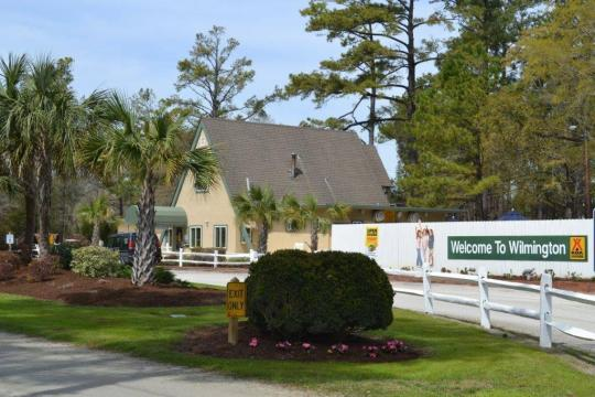Wilmington Koa Holiday Nc Facility Details