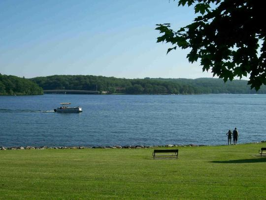 Camping at deep creek lake state park md for Md fishing license cost
