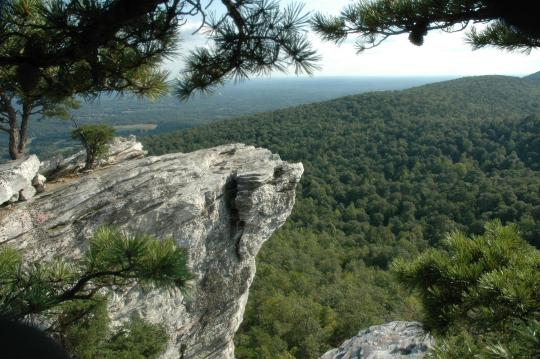 Camping At Hanging Rock State Park Nc