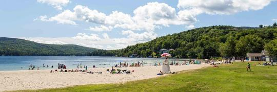 Sunapee state park nh facility details for Do senior citizens need a fishing license