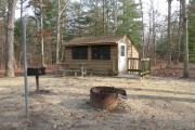 Camping at belleplain state forest nj for Parvin state park cabin pictures