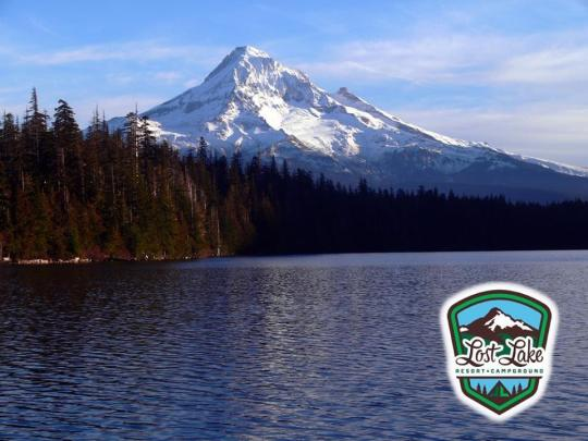 Lost lake resort and campground or facility details for Lost lake oregon fishing
