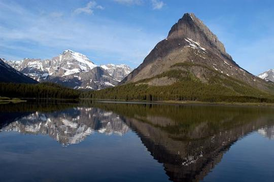 How Many Miles From >> Camping at MANY GLACIER CAMPGROUND, MT