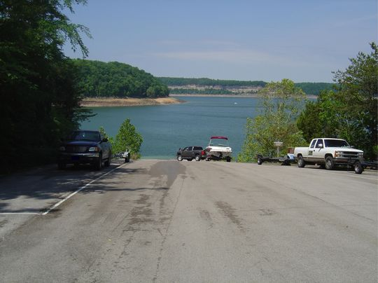 Camping at cumberland point campground ky for Kentucky fishing license cost