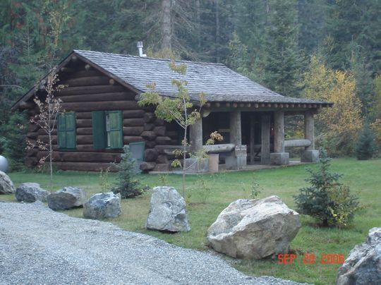 camping at kelly forks cabin id. Black Bedroom Furniture Sets. Home Design Ideas