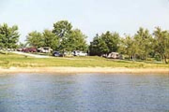Camping At Buck Creek Rathbun Lake Ia
