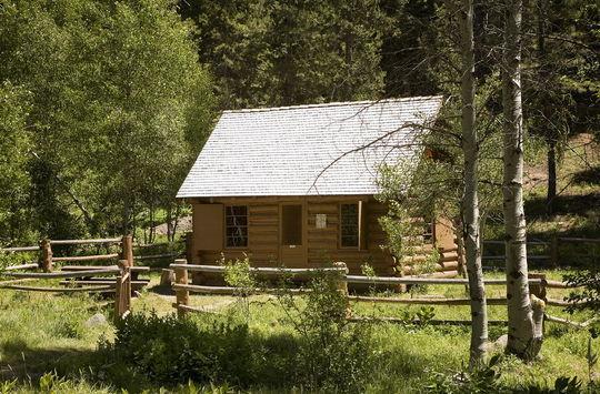 Camping at aspen cabin or for Cabins near portland oregon