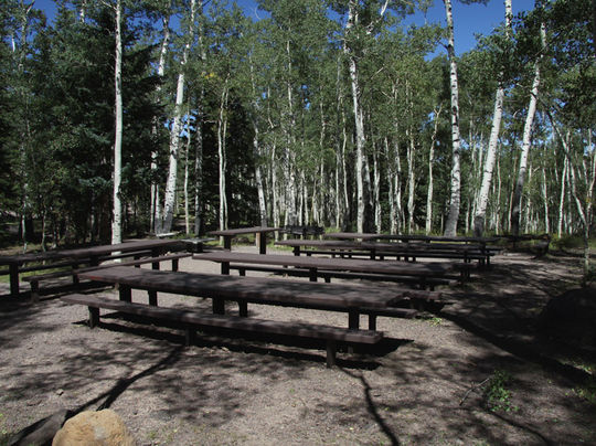 Northeast Road Trip >> Camping at ELKHORN CAMPGROUND, UT