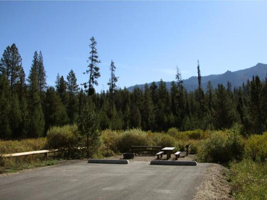 Camping at silver creek campground id for Silver creek idaho fishing