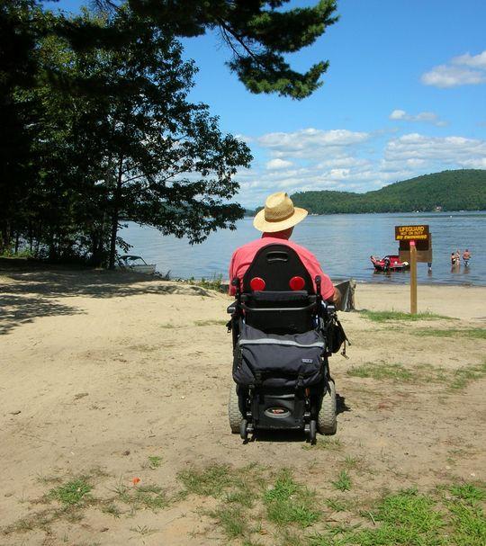 Camping at scaroon manor ny for Nysdec fishing license