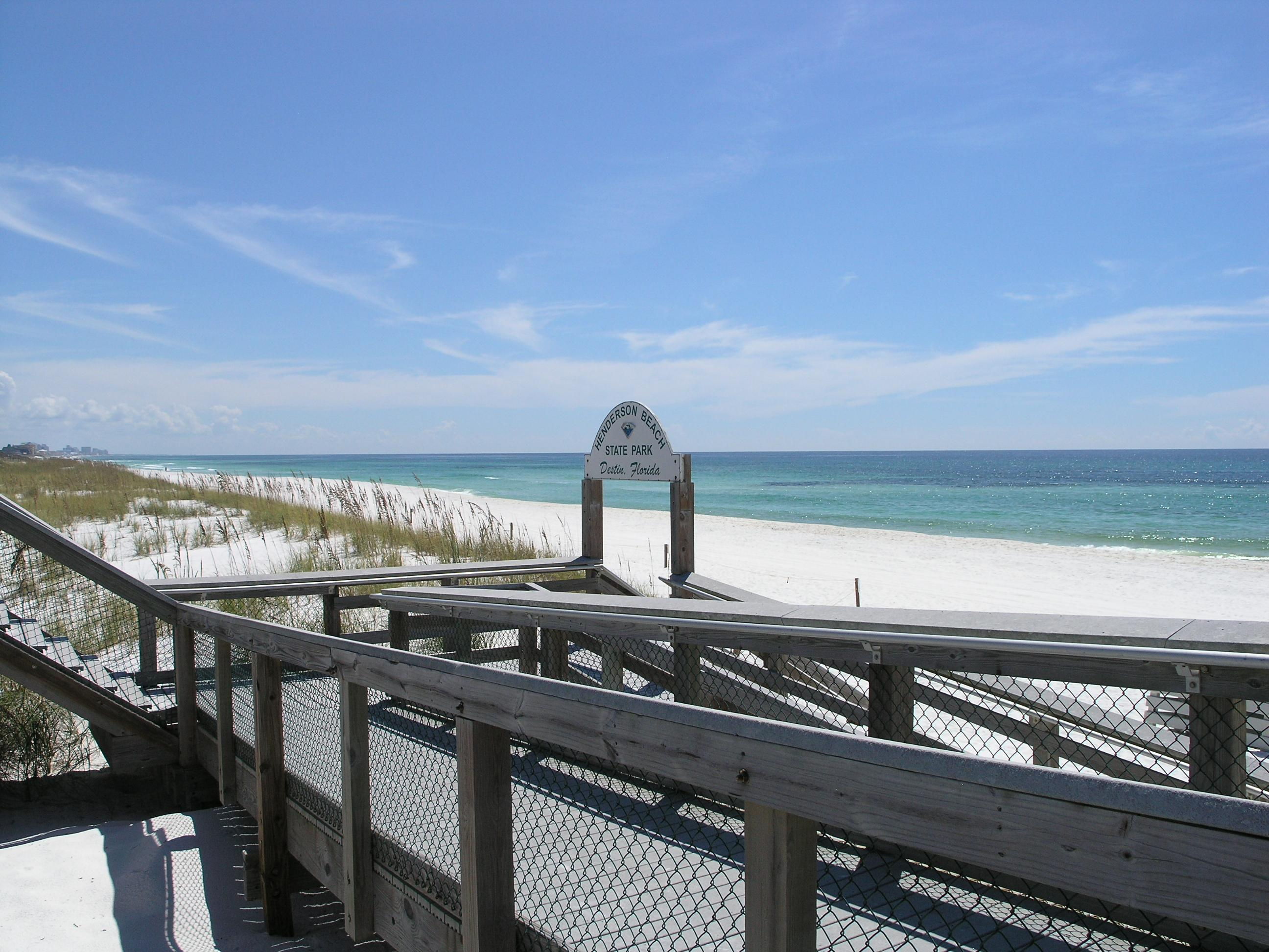 Henderson Beach State Park, Florida - Camping Reservations