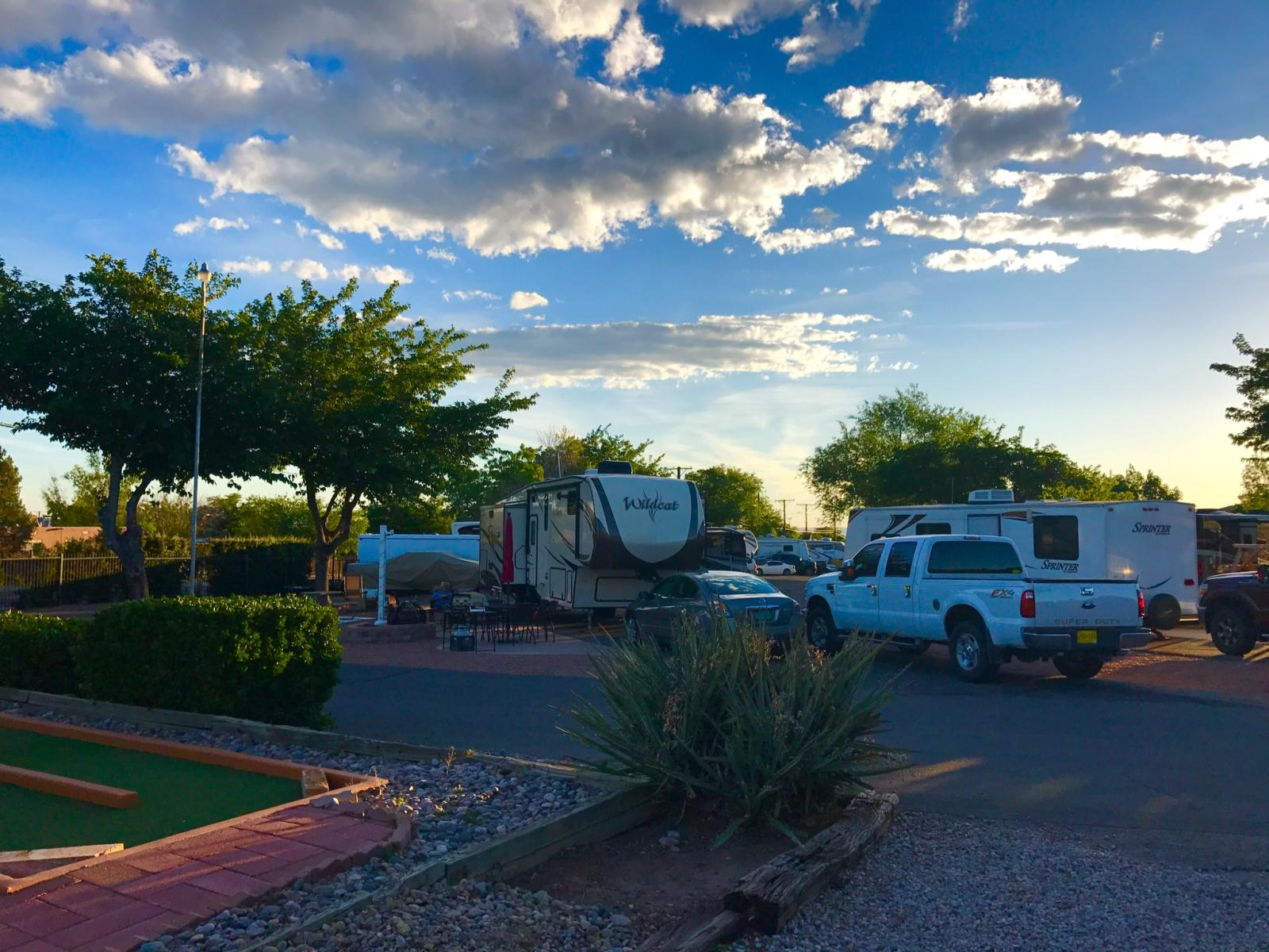 Albuquerque Koa New Mexico Camping Reservations Campgrounds Reserveamerica