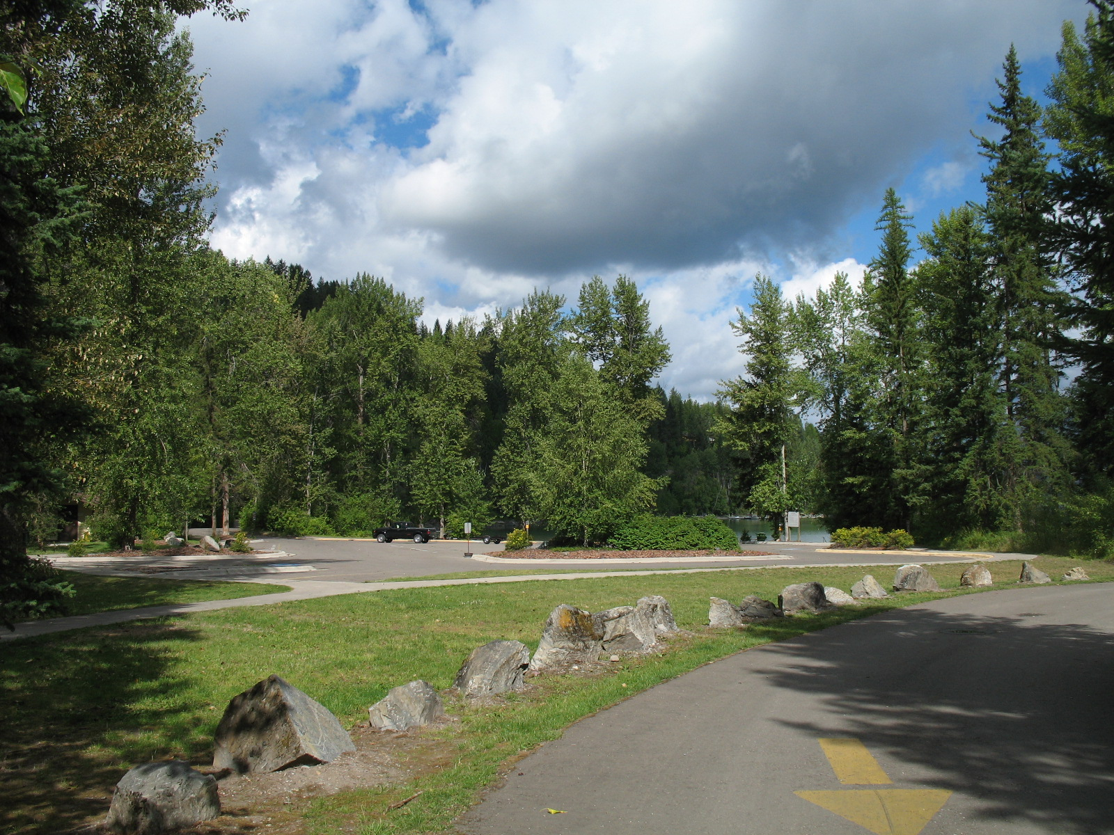 Whitefish Lake State Park, Montana - Camping & Reservations