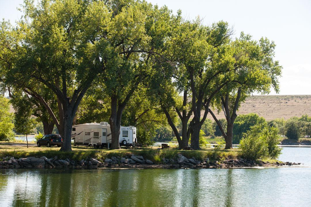 Lake Ogallala SRA, Nebraska - Camping Reservations