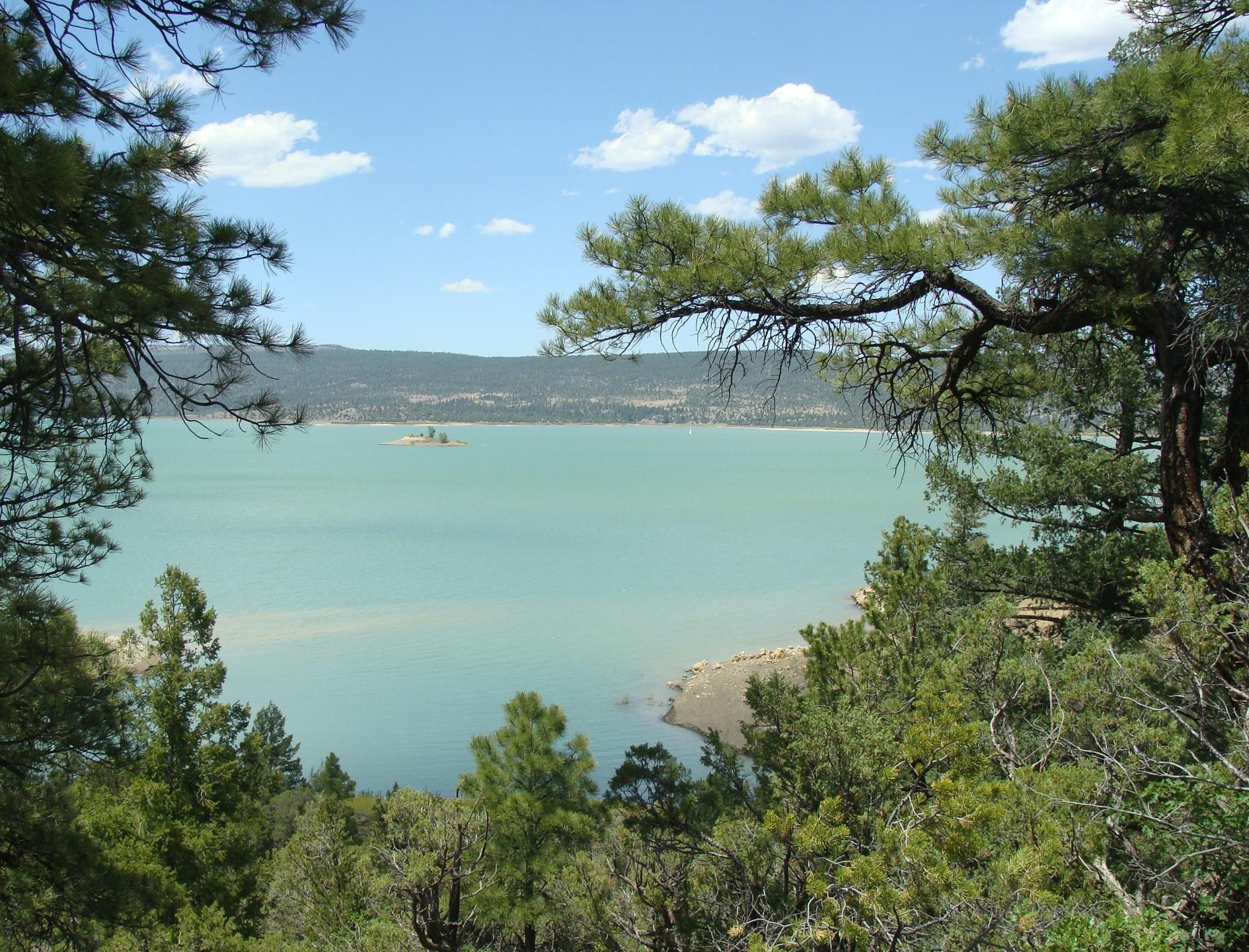 Heron lake new mexico camping reservations campgrounds