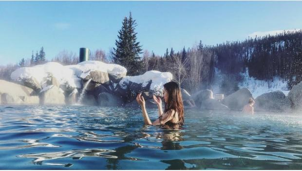 The Best Natural Hot Springs in America