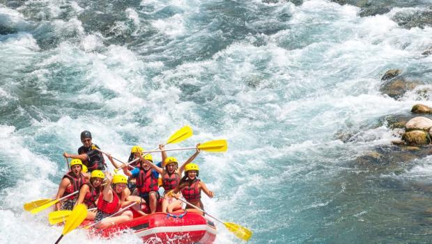 Top 10 River Rafting Camping Trips