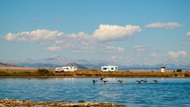5 Epic Weekend Camping Getaways from Denver