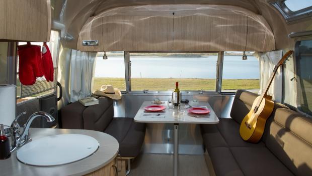 New Airstream Camping at Matagorda Bay Nature Park