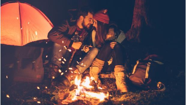 9 Romantic Camping Destinations