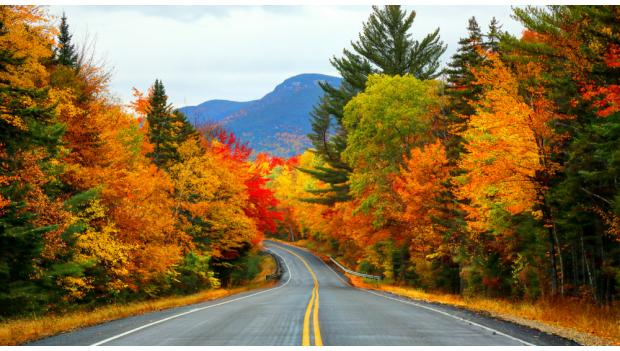 Must See Fall Foliage Camping Destinations