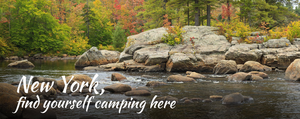 Camp with us! - New York State Office of Parks, Recreation ...