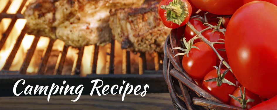 Easy motorhome recipes