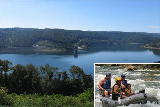 Robert w craig campground jennings randolph lake wv for Lake jennings fishing