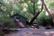 Photo: BIG BASIN TENT CABINS.