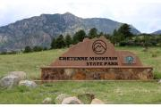 Photo: CHEYENNE MOUNTAIN STATE PARK
