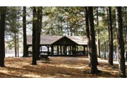 Photo: BURR POND PICNIC SHELTER