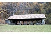Photo: MACEDONIA BROOK PICNIC SHELTER