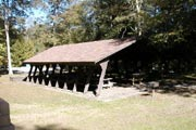 Photo: DEVILS HOPYARD PICNIC SHELTER