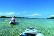 Photo: Kayaking, Sunshine Key RV Resort and Marina