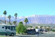 Photo: Palm Springs Oasis RV Resort