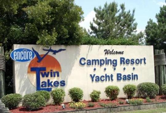 Twin Lakes Rv And Camping Resort Nc Facility Details