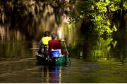 Canoeing on the Hillsborough River