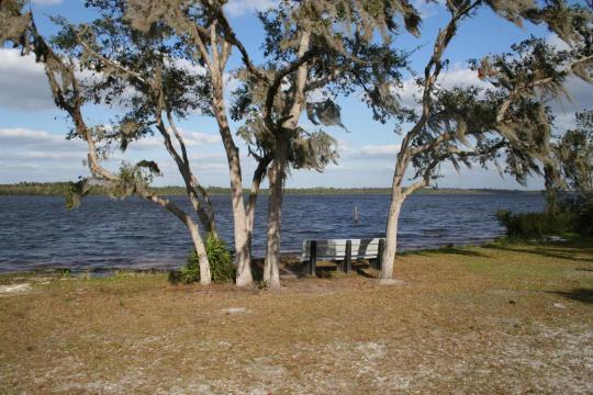 Camping At Lake Manatee State Park Fl