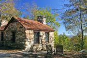 Photo: F. D. ROOSEVELT STATE PARK Stone Cottage