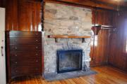 Photo: F. D. ROOSEVELT COTTAGE 3 Fireplace