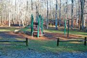 Photo: F. D. ROOSEVELT GROUP SHELTER Playground Area